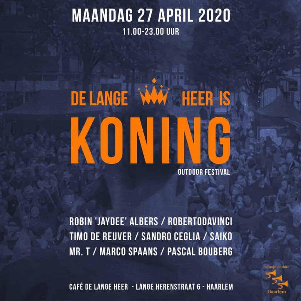 Koningsdag-Lange-Heer-Haarlemse-DJ-School-2020